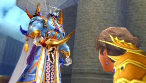 Información de Bartz de Final Fantasy V