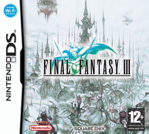 Saga de Final Fantasy (mega post)