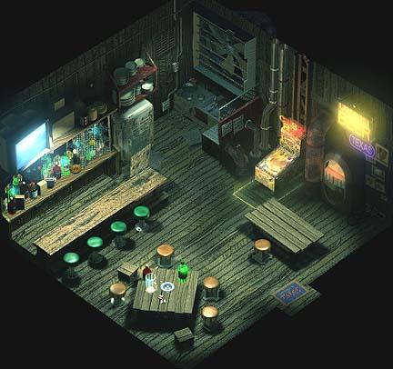 Novela Final Fantasy VII Septimo_Cielo_Interior_FFVII