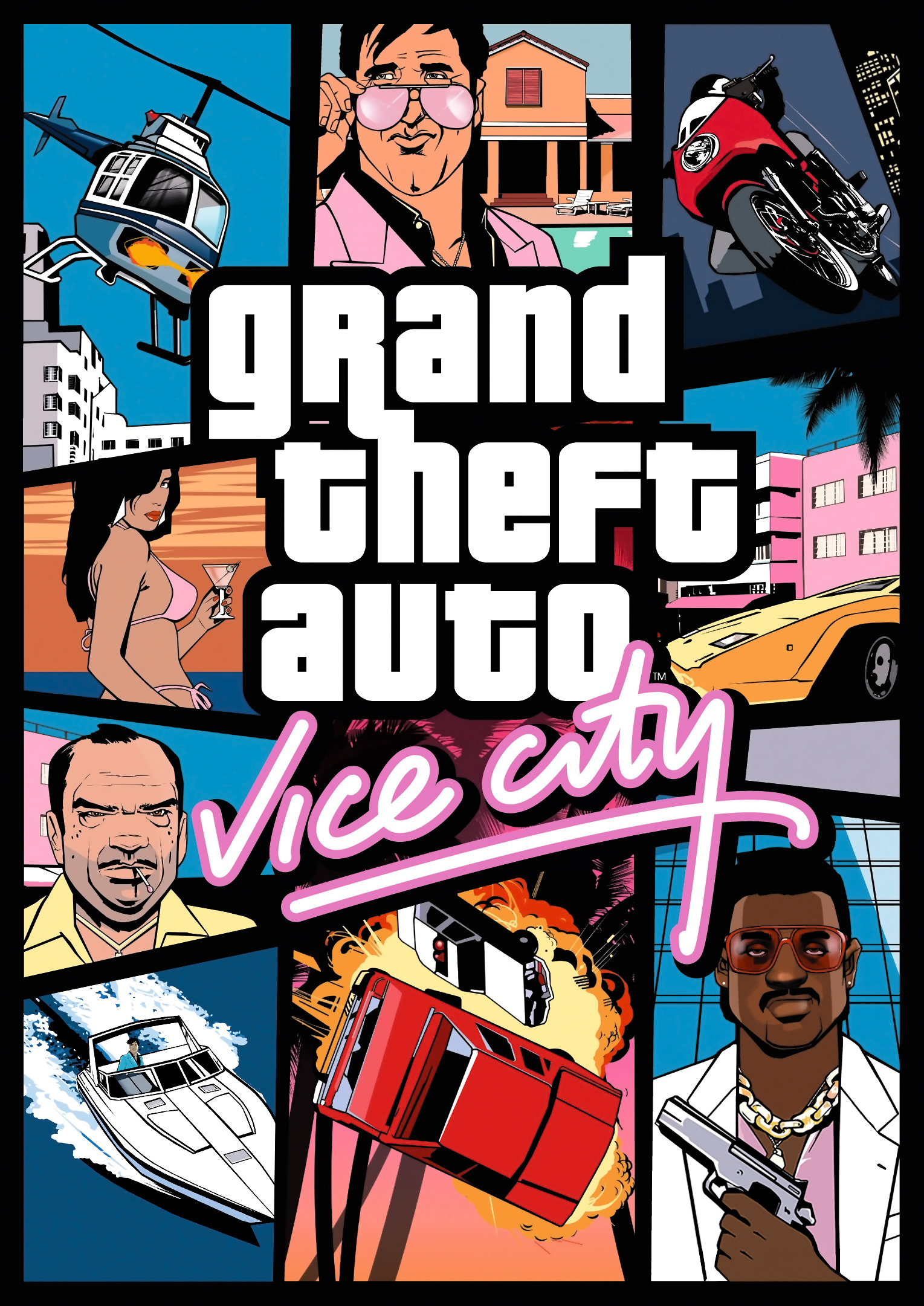 GTA en retrospectiva (Grand Theft Auto) [Megapost]