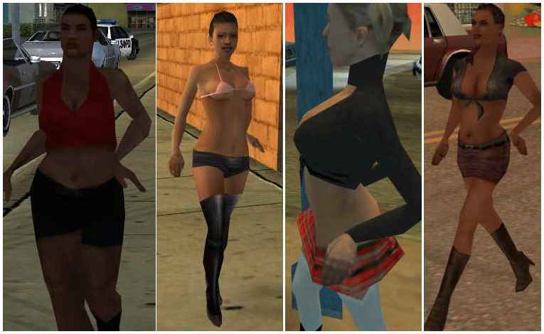 sinónimos de aspectos mafias de prostitutas