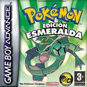Cheats para pokemon esmeralda