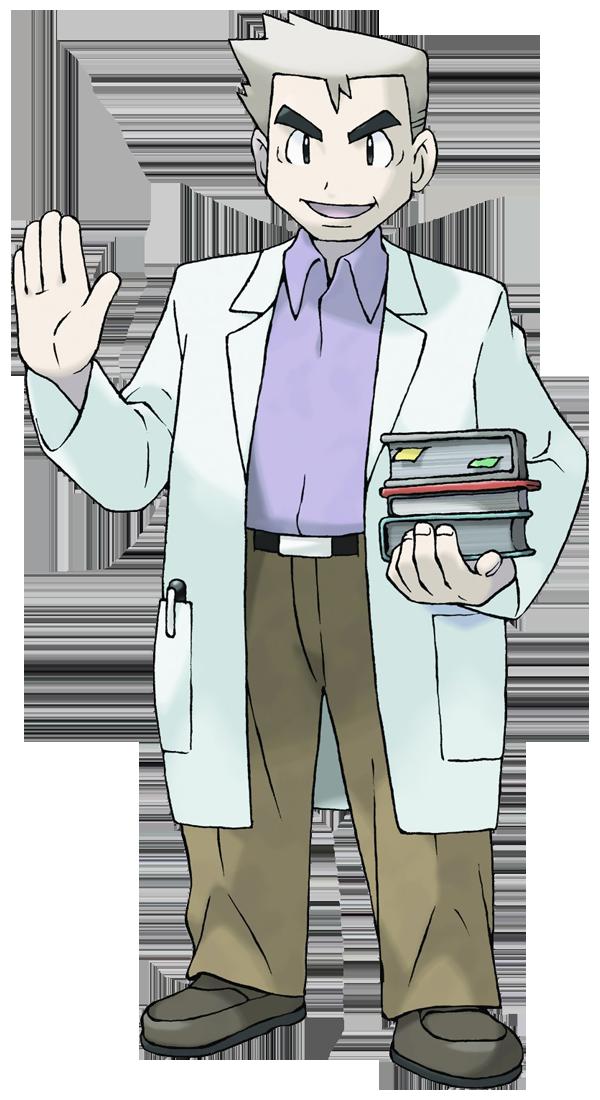 Como Crear tu Hoja de Personaje Profesor_Oak