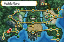 teselia, la quinta región de pokemon.