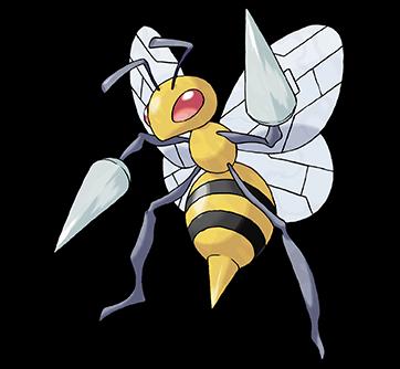 #015 Beedrill Beedrill