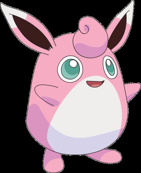 Wigglytuff Images | Pokemon Images