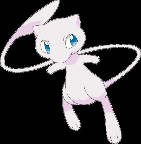 anime pokemon mew - photo #3