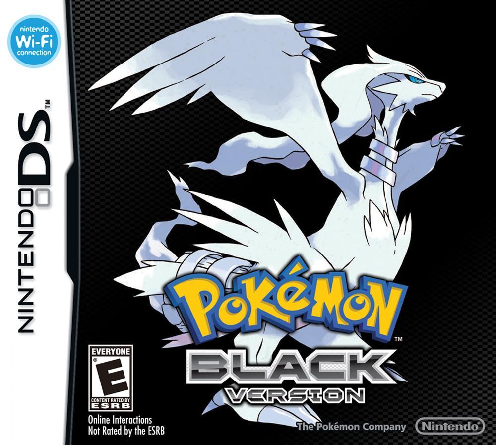 Rom Pokemon Blanco & Negro Español + Emu