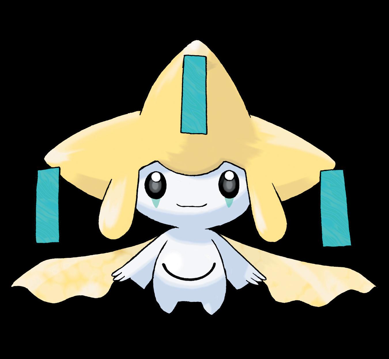 Pokemon Legendario; R. Hoenn: Jirachi Jirachi