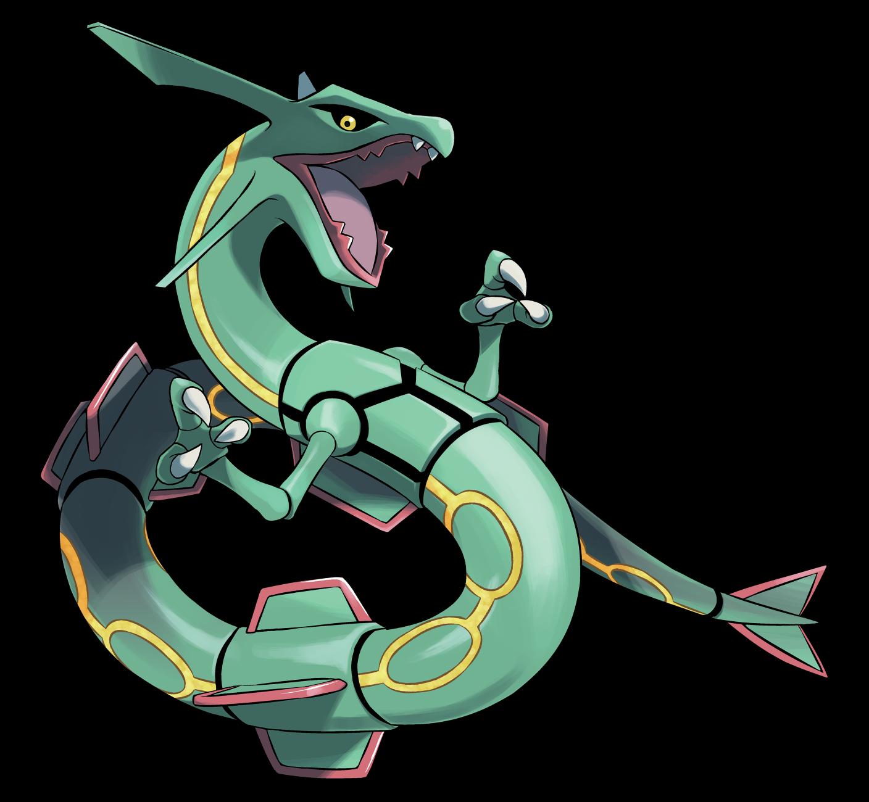 cual es tu pokemon favorito? Rayquaza