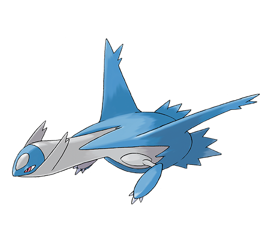 Pokemon Legendario; R. Hoenn: Latios Latios