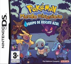 Saga Mundo Misterioso Carátula_Pokémon_Mundo_Misterioso_equipo_de_rescate_azul