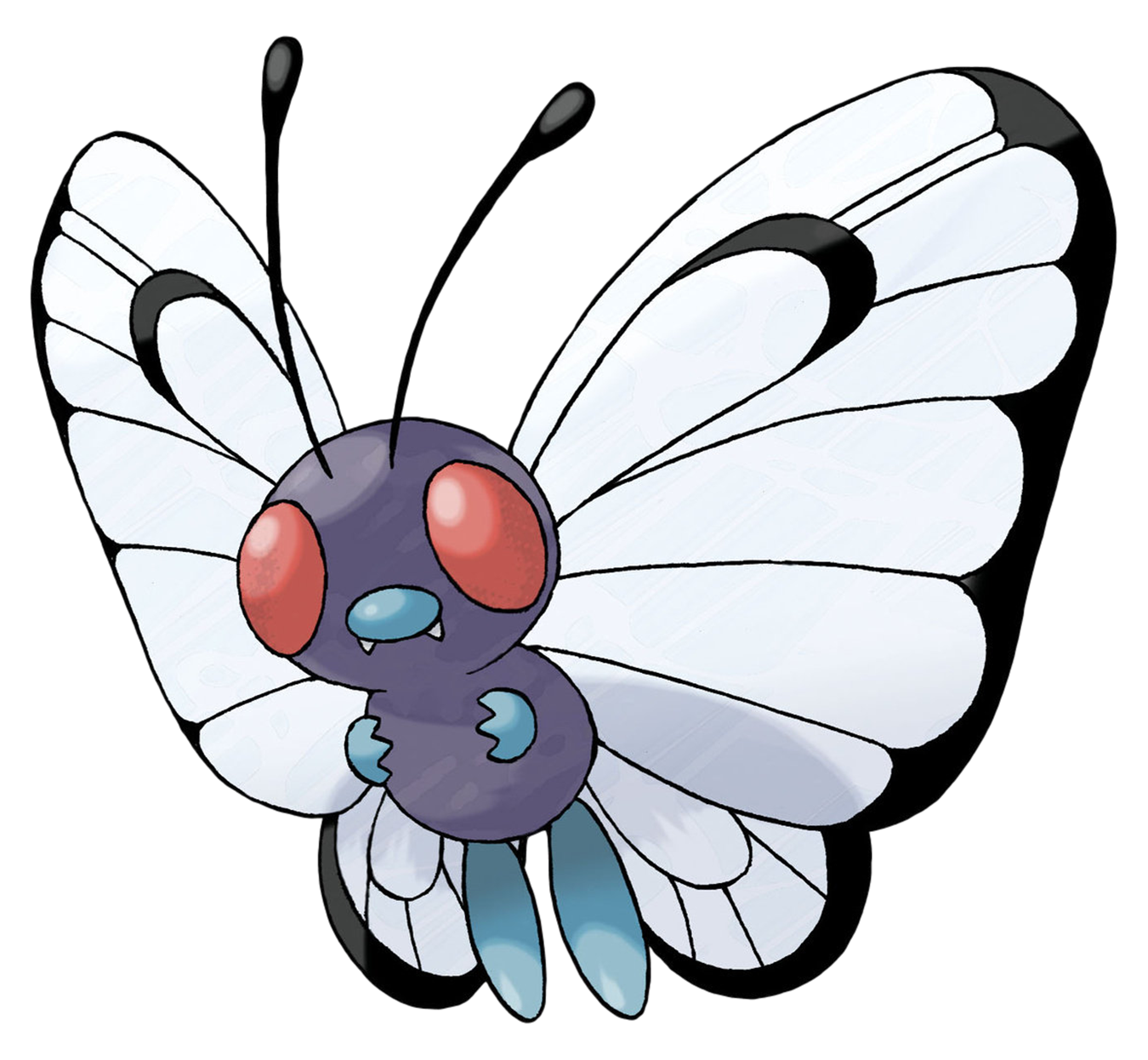 #012 Butterfree Butterfree