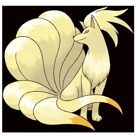 cual es tu pokemon favorito? Ninetales