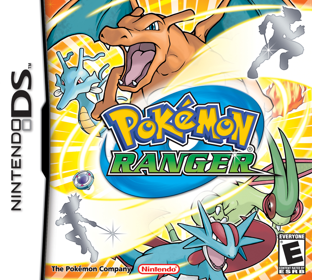 Descargar Pokemon Ranger [NDS] - Juegos Pc Games - Lemou's Links - Juegos PC Gratis en Descarga Directa