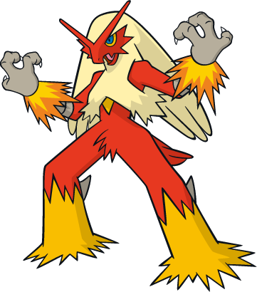 Blaziken | Pokémon Wiki | FANDOM powered by Wikia