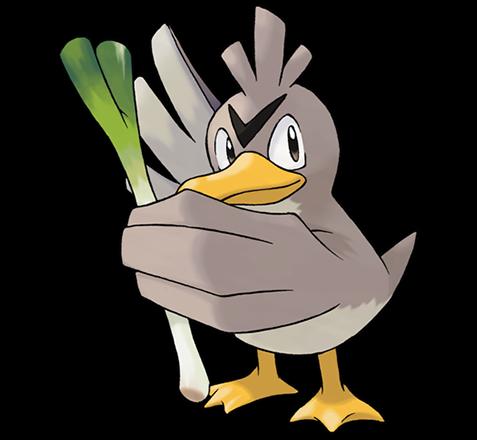 ¡Comenta sobre el Pokémon de la semana!: Charizard Mega [Pag 6] - Página 3 Farfetch'd