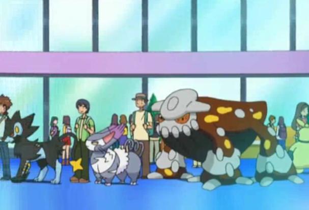 The pokemon game 4 draw that pokemon