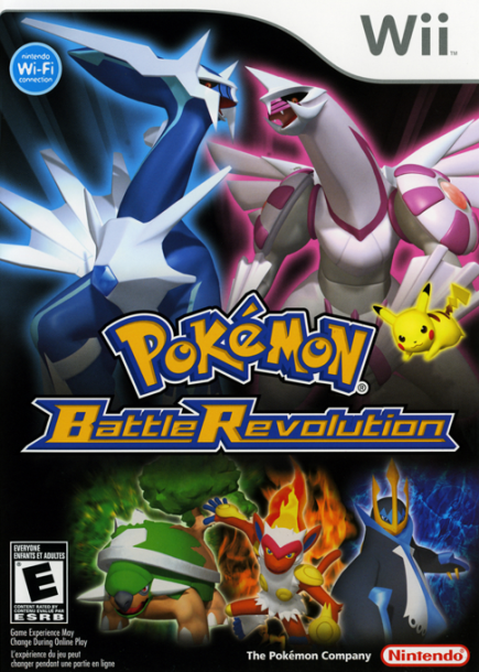 Nintendo Wii U - Página 4 Carátula_Pokémon_Battle_Revolution