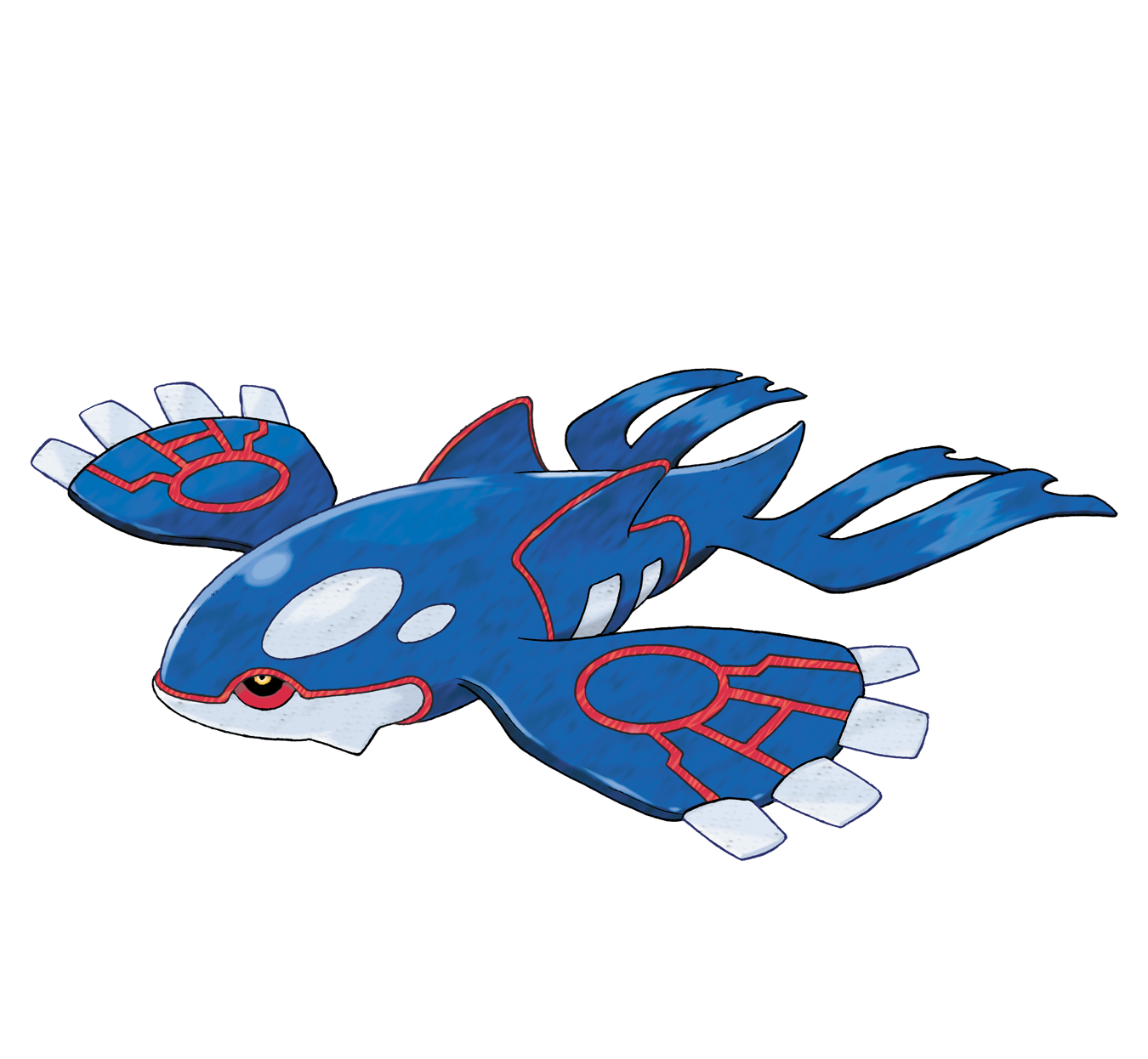 cual es tu pokemon favorito? Kyogre