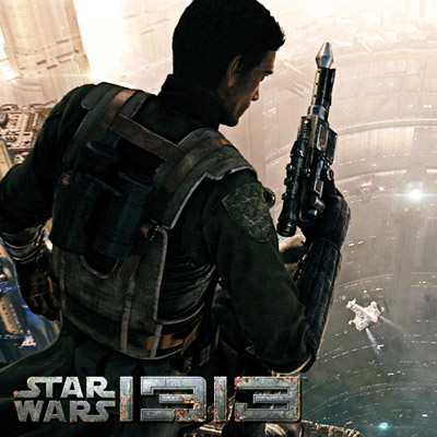 1313 preview LucasArts vive...STAR WARS 1313