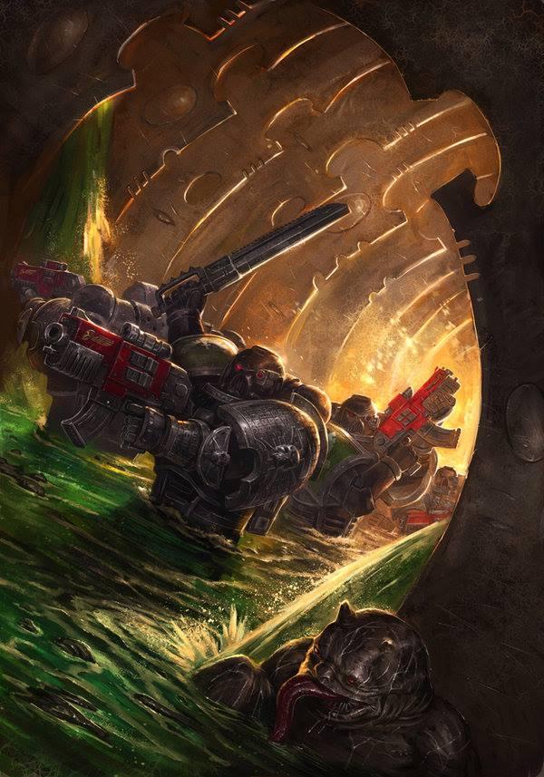 guardia de la muerte Deathwatch_ordo_Xenos_Muerte_Warhammer_40k_Wikihammer