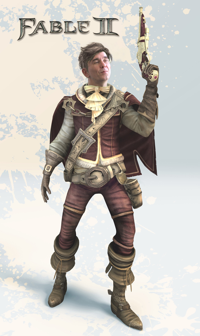 Reaver Fable 3. Talk:Reaver - The Fable Wiki