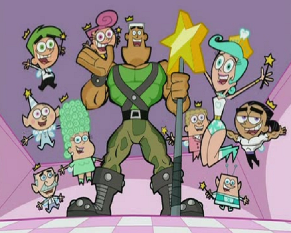 Image - PortalCharactersFairiesRECT.png - Fairly Odd ...