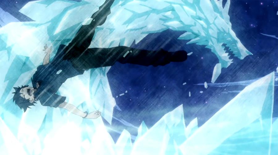 Fullbring de Gray SnowDragon