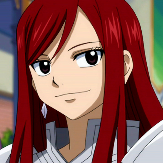 My Character in Fairy Tail  Erza_prof