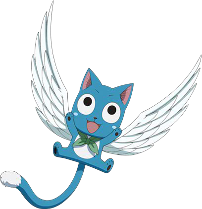 Fairy Tail Happy_Anime_S2