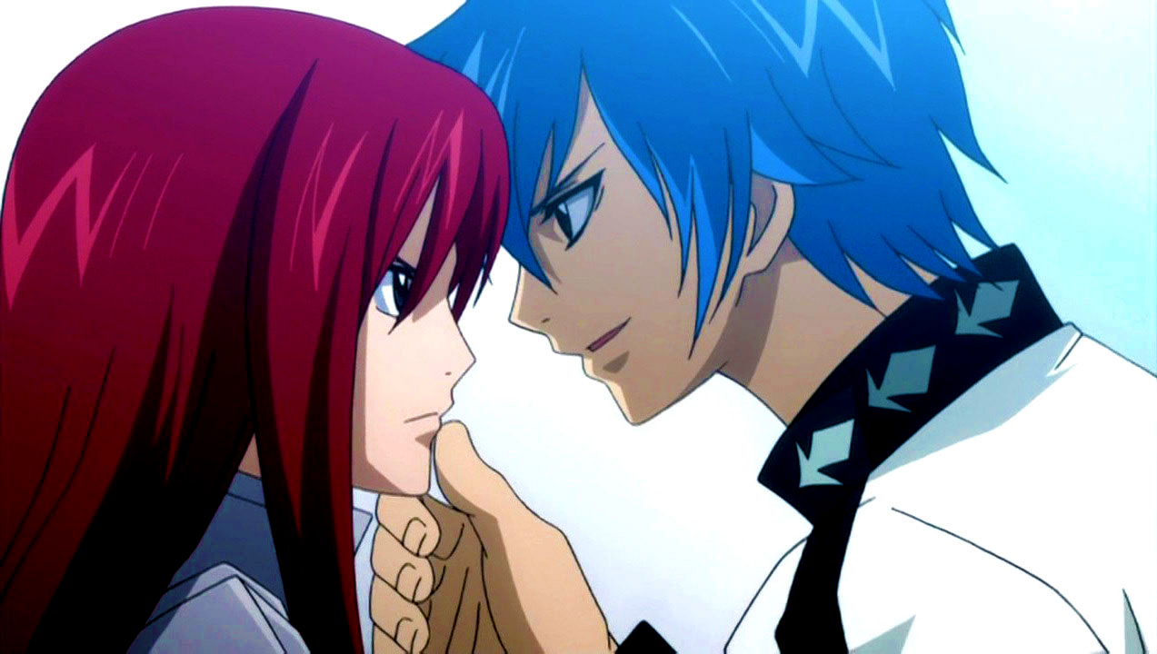 Fairy Tail: Jellal Fernandes - Picture Gallery