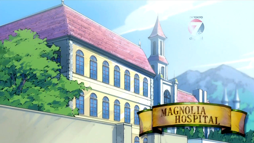 Magnolia Town Hospital[FT] Magnolia_Hospital