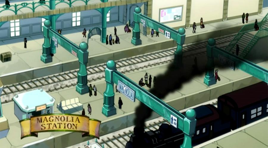 Gare de Magnolia