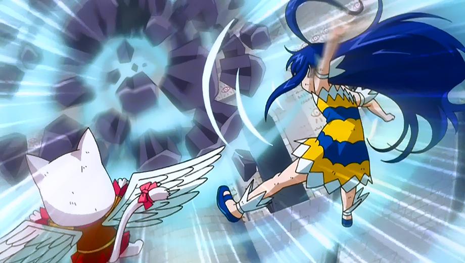 ~ Magia Perdida: Doragonsureiya Sora [Petición] Wendy_destroys_a_lacrima