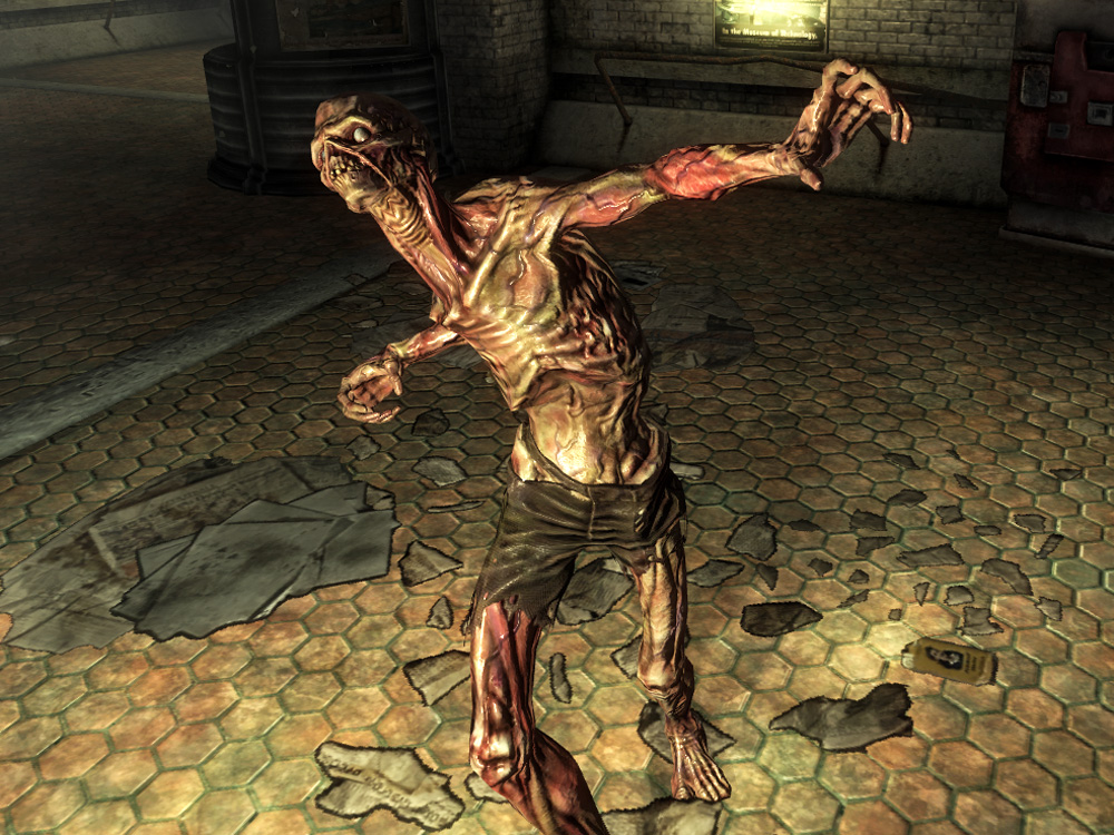 Ghoul - The Vault, the Fallout wiki - Fallout: New Vegas and more