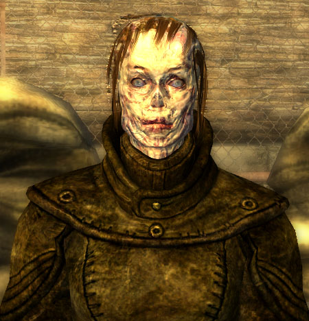 image ghoul the fallout wiki fallout new vegas and