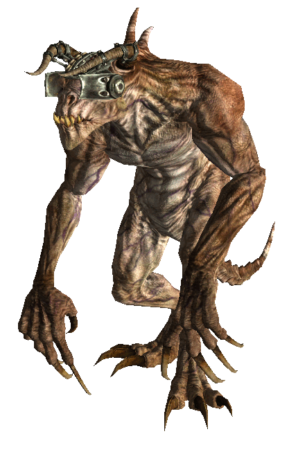 Image - Deathclaw.png - The Fallout wiki - Fallout: New ...