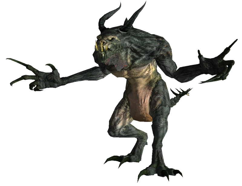 Image - Deathclawmother.png - The Fallout wiki - Fallout ...