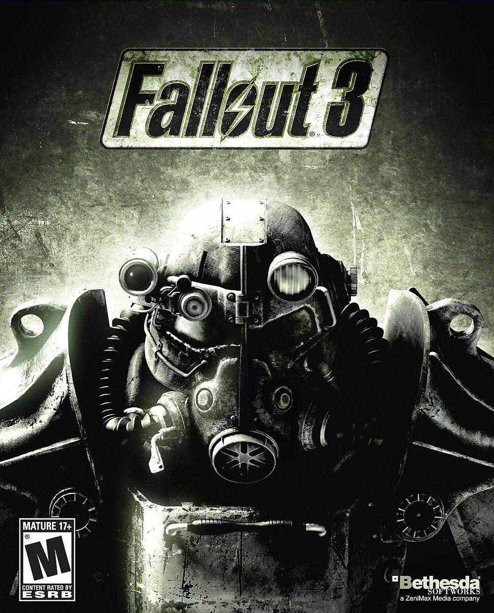 Fallout 3 cover art Iconic franchises here to stay possibly signalling shrinking innovation in gaming 