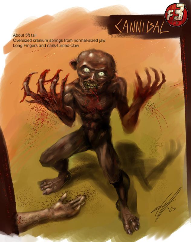Новости по проекту. Cannibal