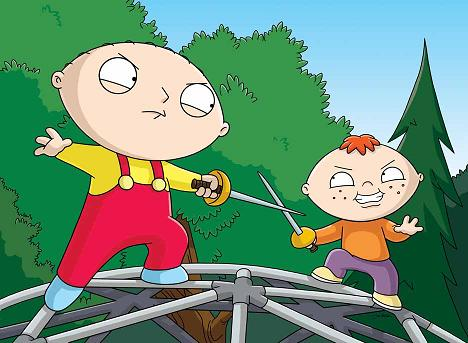 Sibling Rivalry - Family Guy Wiki