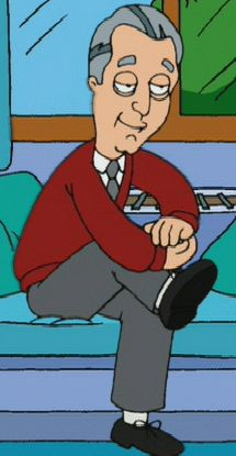 Fred Rogers - Family Guy Wiki