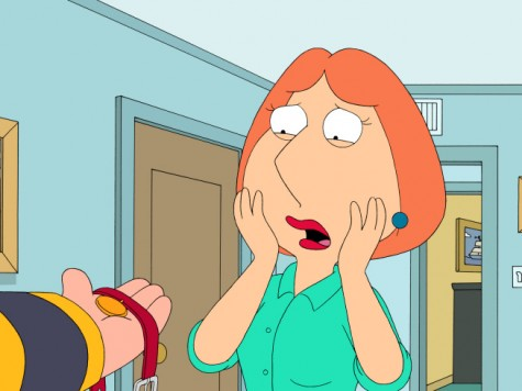 housekeeper family guy. Lois hires an irritating maid