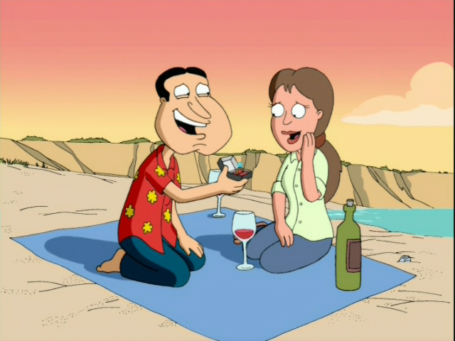 housekeeper family guy. Joan was his maid,