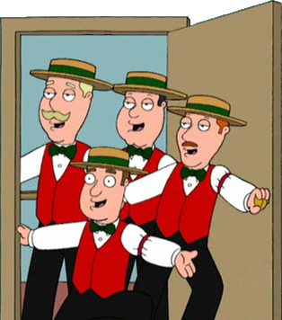 Barbershop Quartet - Family Guy Wiki
