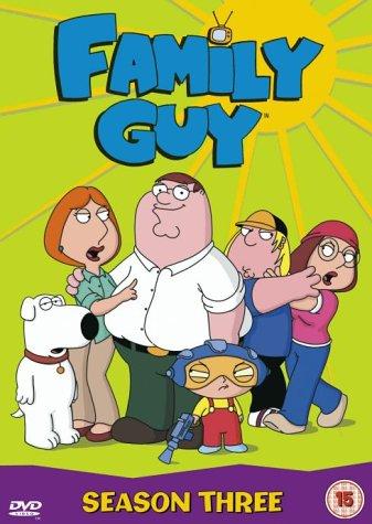 سریال Family Guy فصل سوم