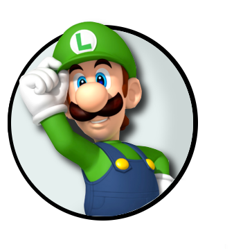 Image - Luigi logo 3.png - Fantendo, the Video Game Fanon Wiki