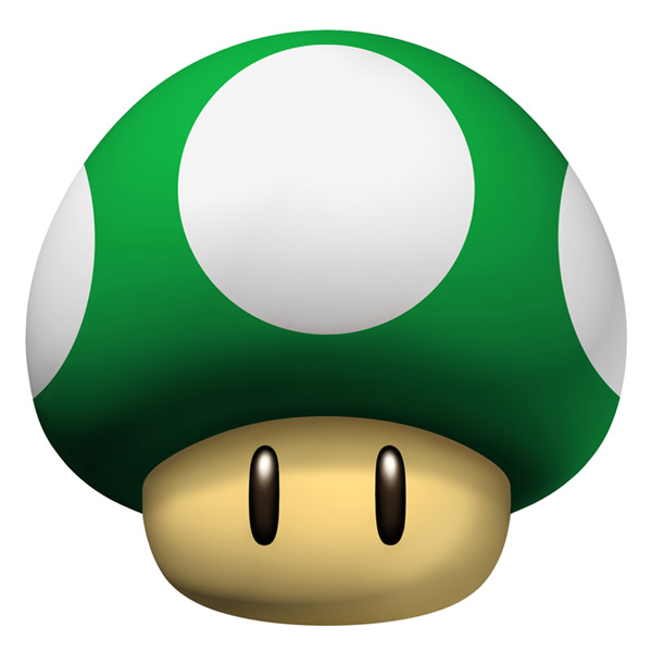 1 up shroom
