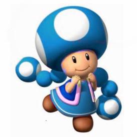 Image Blue Toadette Jpg Fantendo The Video Game Fanon